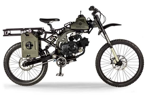 The Survival Bike